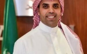 العمر مديرًا لمؤسسة الخطوط الجوية السعودية