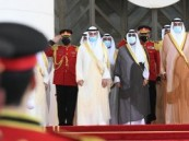 فيديو.. الشيخ مشعل الأحمد يؤدي اليمين الدستورية أمام مجلس الأمة الكويتي