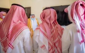 شفاعة أمير القصيم تعتق رقبة مواطن من القصاص