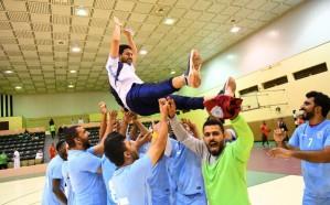 تأهل الباطن والشباب إلى دوري الدرجة الأولى لكرة اليد