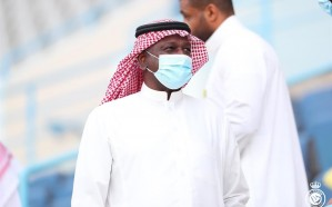 ماجد عبدالله في حفل النصر: لا يهمني نوع الملعب الأهم تسجيل الأهداف.. وحمدالله قام بدوري