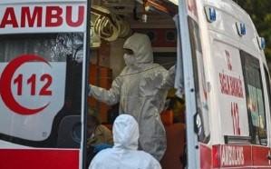 مصرع 8 أشخاص جراء حريق بوحدة لرعاية مرضى كورونا في تركيا