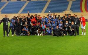 المناعي: فوزنا أمام الشباب بالكأس يؤكد أننا لم نفز بالصدفة في الدوري