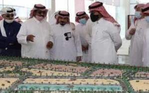 وزير الإسكان يوجه بطراز معماري موحد لمخطط درب الحرمين بجدة
