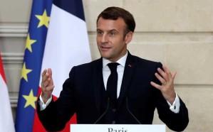 الرئيس الفرنسي يوضح دور المملكة في مفاوضات الاتفاق النووي مع إيران