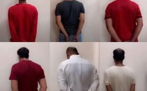 القبض على 6 أشخاص تورطوا في سرقة 5 متاجر بجدة