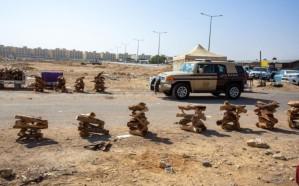 """""""الأمن البيئي"""" تضبط 2.3 طناً من الحطب المحلي في الرياض"""