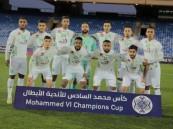 بوشروان يصل بالرجاء لمواجهة الإتحاد في البطولة العربية