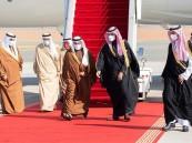 بدء وصول قادة ورؤساء دول مجلس التعاون إلى العلا لحضور القمة الخليجية