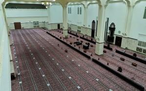 """""""الشؤون الإسلامية"""": إغلاق 9 مساجد مؤقتا في 6 مناطق بعد ثبوت حالات كورونا بين المصلين"""