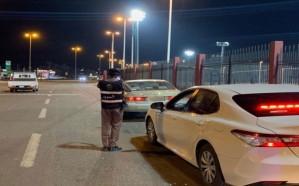الإطاحة بشخص في الطائف نشر مقطعًا استعرض فيه قيادته مركبة بسرعة عالية