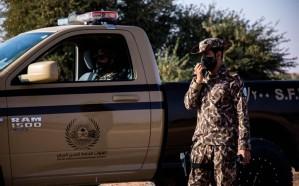الأمن البيئي يعثر على مفقودين بمحمية حرة الحرة بطريف