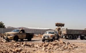 ضبط أكثر من 120 طناً من الحطب المعروض للبيع في الرياض