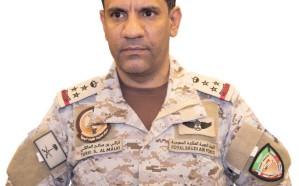 """اعتراض وتدمير طائرة بدون طيار """"مفخخة"""" أطلقتها مليشيا الحوثي تجاه المملكة"""