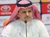 مسلي آل معمر يعلن ترشحه لرئاسة النصر