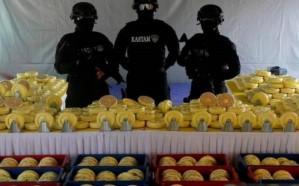بمساعدة المملكة.. ماليزيا تضبط 94 مليون حبة كبتاجون مُخبأة داخل إطارات