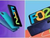 """سامسونغ"" تكشف رسمياً عن هاتفي ""Galaxy F02s"" و ""Galaxy F12"""