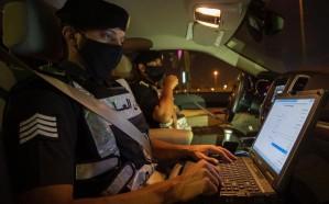 الأمن العام يستعرض عمليات القبض على مرتكبي عدد من الجرائم
