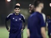 لاعب الفيصلي يشكو حمدالله