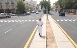 بالفيديو.. الشقيري يستعرض تجربة صيانة وإصلاح عيوب الشوارع في جدة
