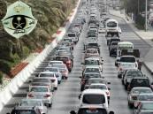 """""""المرور"""" يقدم 5 نصائح لقائدي المركبات لتجاوز مواقع الازدحام المروري بأمان"""