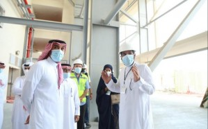 وزير الرياضة يتفقد ملعب الأمير عبدالله الفيصل بجدة