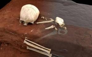 ماذا وجد العلماء داخل أقدم قبر بشري في إفريقيا؟