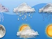 طقس الأربعاء.. سحب ممطرة ورياح على معظم المناطق