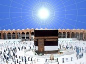 فلكية جدة: الشمس تتعامد على الكعبة المشرفة الخميس المقبل
