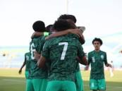 الأخضر الشاب يحقق كأس العرب للشباب