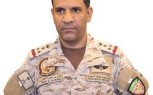 التحالف يعترض مسيرة مفخخة داخل الأجواء اليمنية أطلقتها ميليشيات الحوثي
