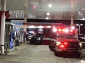 مسلح يسرق سيارة إسعاف وبداخلها مريض ورجل إطفاء
