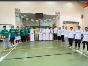 مدرسة ثانوية بالشهم تحتفل بيوم الوطن 91