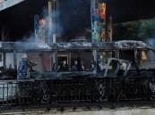 سوريا: قتلى وجرحى في تفجير استهدف حافلة