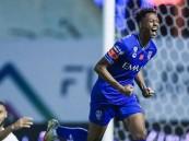 اختيار ناصر الدوسري كأفضل لاعب واعد في نصف نهائي أبطال آسيا