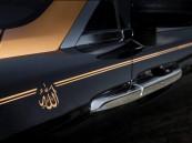 رولز رويس تصمم سيارة مستوحاة من كسوة الكعبة المشرفة
