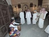 بتشريف رئيس نادي الوحدة .. أكثر من 72 ألف زائر عاشوا عراقة التراث في 5 أيام