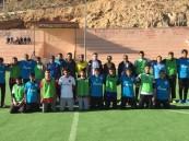 انطلاق بطولة كرة القدم بمكتب التعليم بمحافظة ميسان