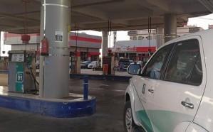 """""""التجارة"""" ترصد 38 محطة وقود تسربت مياه الأمطار إلى خزاناتها بجدة"""
