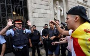 المملكة تنصح رعايا في برشلونة بتجنب أماكن المظاهرات والتجمعات