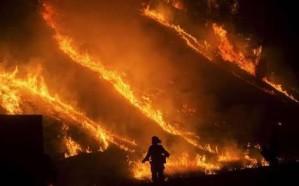 القنصلية في لوس أنجلوس تهيب بالمواطنين في كاليفورنيا توخي الحيطة والحذر بسبب الحرائق