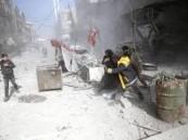 قوات النظام السوري تجدد قصفها لمناطق الهدنة الروسية التركية