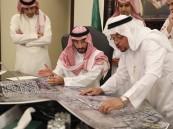 نائب أمير مكة يوجه بإعداد دراسة لحصر مقومات محافظات المنطقة