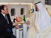 السيسي يزور السعودية لبحث قضايا المنطقة