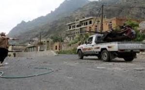 دوريات تحمل أعداداً كبيرة من جثث الحوثيين في الضالع.. ما سرها؟