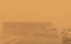 الأرصاد: رياح مثيرة للأتربة والغبار وسحب رعدية على هذه المناطق