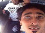 """شاهد: سائق تاكسي في جدة يلتقط صورة """"سيلفي"""" مع نجم برشلونة سواريز"""