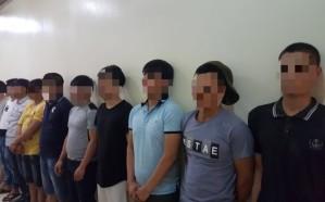 شرطة الرياض: ضبط 20 آسيوياً في «عصابة المجمعات التجارية»