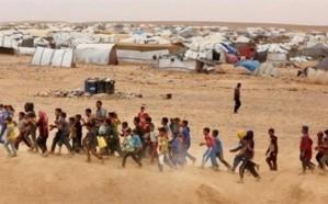 «يونيسف» تحذر من تدهور أوضاع لاجئي سوريا على الحدود الأردنية