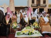 سمو أمير الشرقية سعود بن نايف يتفقد مهرجان الساحل الشرقي بالدمام